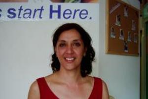 Yvonne Blumeris