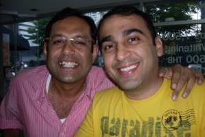 Morioza Rajkogwala & Huzefa Saify