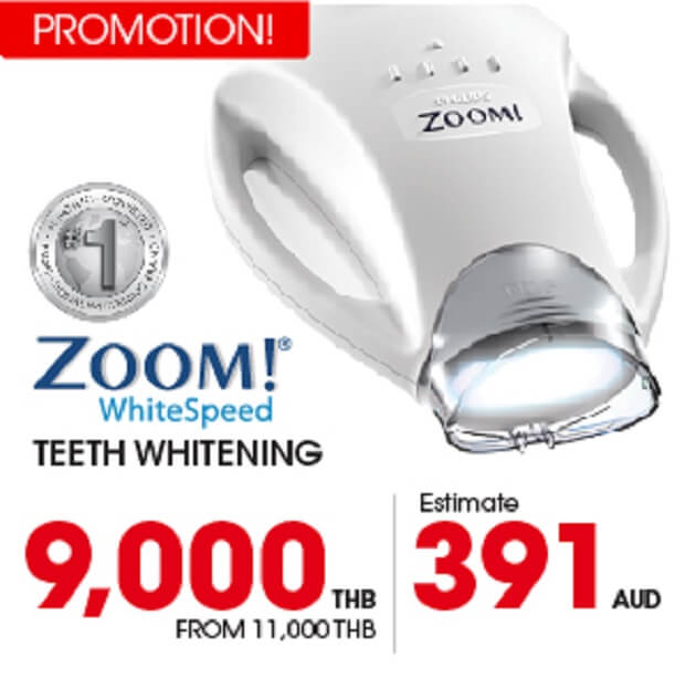 Zoom! WhiteSpeed™